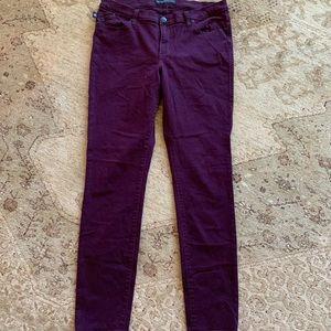 SALE Rock & Republic Berlin Skinny Jeans size 14 L
